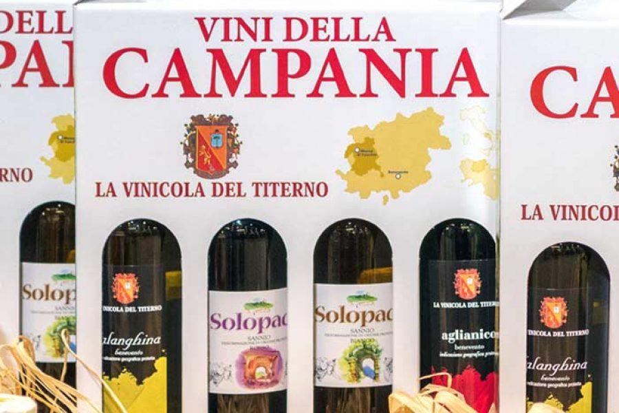 Serata degustazione Vini Sannio