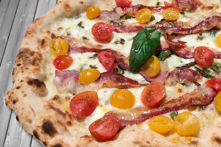 Arrivano le pizze di stagione
